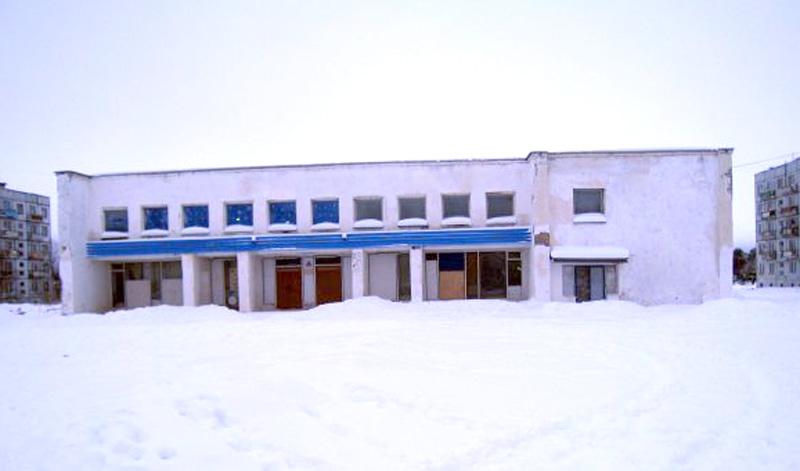 Сельская библиотека с. Нёнокса
